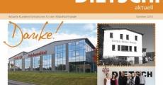 Dietsch Newsletter - Sommer 2015