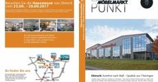 Newsletter zur Hausmesse - Möbelmarkt Blickpunkt 09/2017