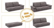 magicSOFA - Flexibel, zerlegbar, komfortabel